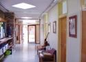 FISC Library Corridor